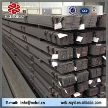 china high quality prime low carbon hot rolled and slit steel flat bar