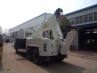 Dongfeng Kinland 6x4 heavy duty rotator wrecker towing truck for sale