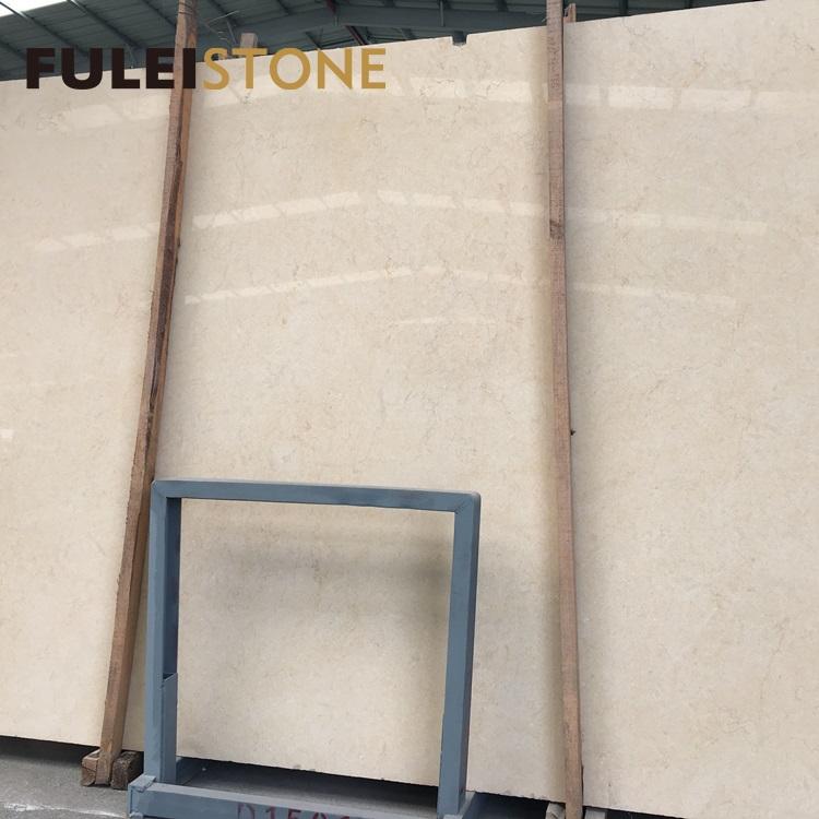 Meilleur prix poli jérusalem or marbre calcaire dalle