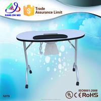manicure table nail salon furniture/used manicure table/nail table used N078