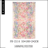2015 Hot sale classic fashion beautiful elegant necklace scarf
