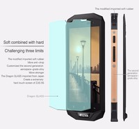 Best sound quality 5.0 inch 2G/3G/4G MANN ZUG 5S mobile phone
