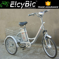 electric bike 350w motor 3 wheel electric bicycle 36v batery