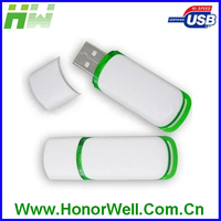 seven color BULK 1gb USB flash drive plastic USB pen drive