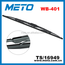 Universal Frame Wiper Blades WB-401 with graphite and telfon coating