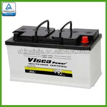 Lead acid battery DIN88 12V88AH VISCA