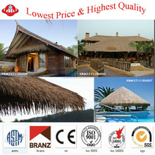 Palm Thatch Roofing