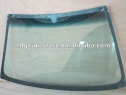 Buy Tempered Safety Auto Glass for rear windshield with CCC DOT