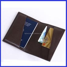 Hot selling unisex passport holder passport cover/case
