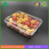 Plastic material and food industrial use 300g 400g plastic fruit punnets