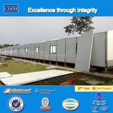 China Designer modular homes, China supplier prefabricated cabins, Made in China prefabricated site office