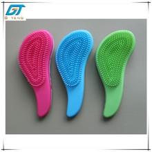 Plastic Trangle-free Hair Brush Detangle Hair Brush
