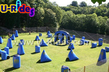Huge Hot-selling Durable Inflatable paintball arena for shooting games