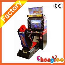 Simulator racing game machine maximum tune game machine