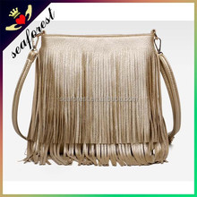 2015 latest new design luxury italian leather shoulder bags for women