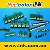 6 color new auto reset chips for CANON MG6310/MG6320/MG6340/MG6350/MG6370 inkjet printer