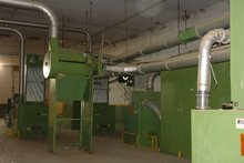 Rieter Textile Spinning machinery (used)