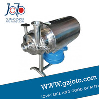 16L/min 380v 50hz 1/2hp Stainless Steel Sanitary Explosion-proof Centrifugal cow milk pump/Drug solution pump