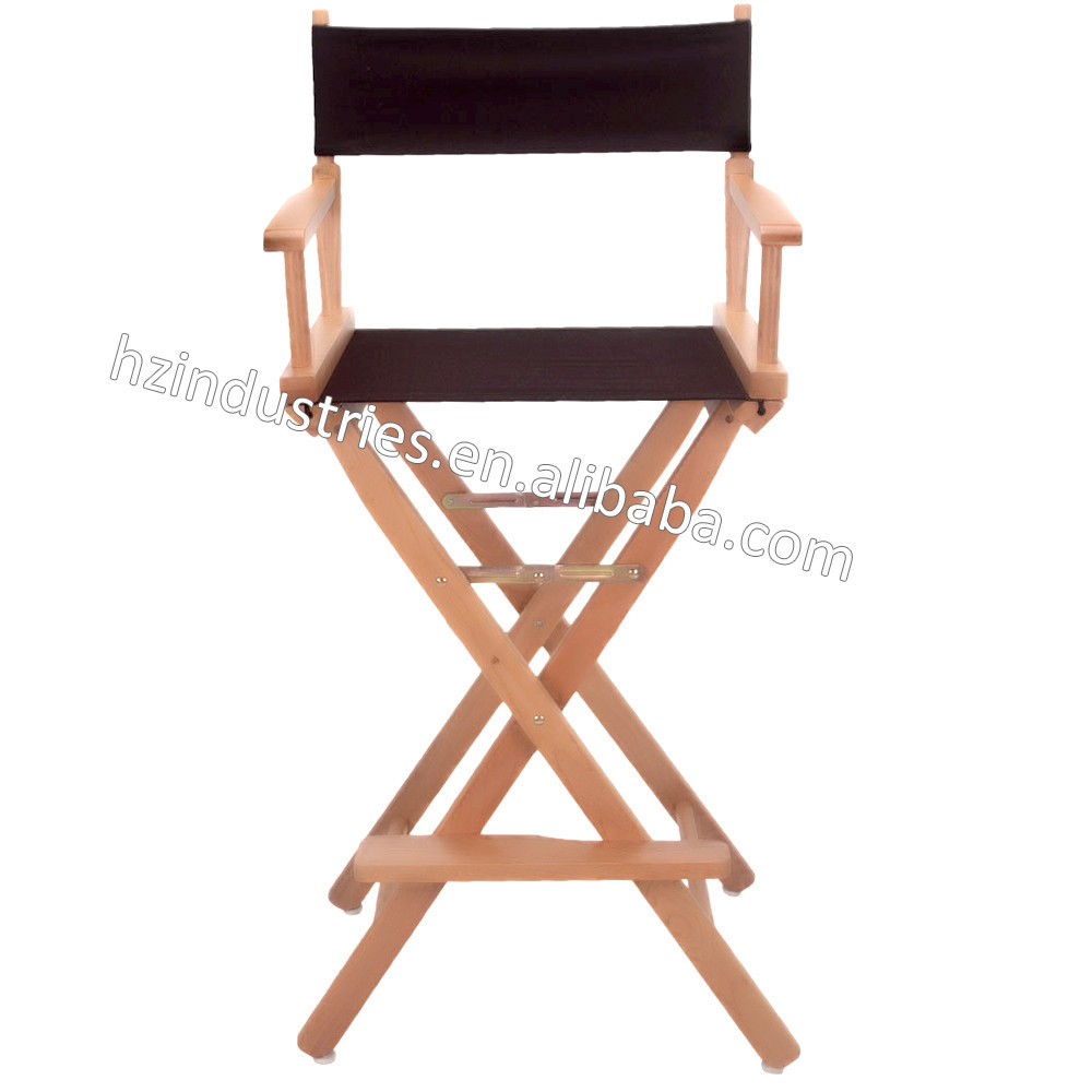 Direct Factory Wooden Folding Director Chair Wholesale