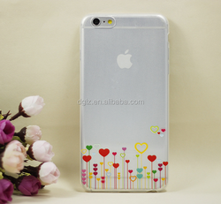 New arrival high quality phone accessoires for iphone 6 case