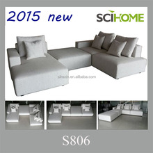 design furniture living room sets modern fabric sectional sofa