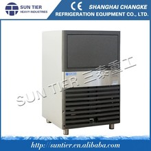 300kgs/day Capacity cube Ice Maker 100% Payment Refund