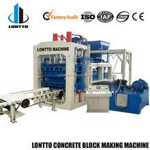 QT6-15 concrete block machine, automatic block machine, high profitable production line