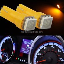 Auto bulb holder T10 1smd 5050 led bulbs for cars
