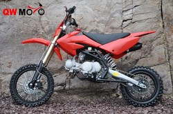 CE150CC Oil cooled USD fork pit bike racing motorcycles 150cc dirt bike
