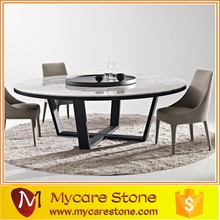 Modern White Marble Dinning Table Tops,Rectangle Marble Dinning Tables