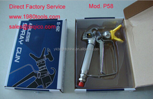 Professional Airless paint sprayer parts Spray gun withTips 517 3600PSI Mixture styles Used at Graco Airless Paint Sprayer