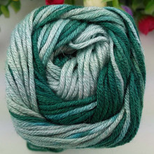 Natural wool/bamboo fiber hand knitting yarn