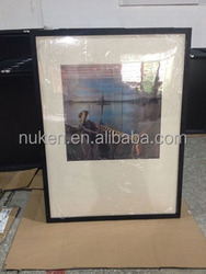 High quality lenticular printing 3d picture photo frame