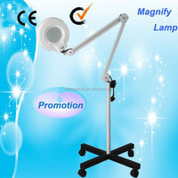 Best skin inspection device Magnifying Lamp for sale Au-662