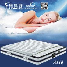 Washable latex mattress bed for sale, korea jade mattress, indian mattress