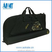 archery camo bow and arrow bag camouflage thick padding hunting compound bow case