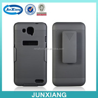 mobile phone case with belt clip for alcatel x plus 6034