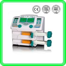 Hot seller double Channel Medical Syringe pump MSLIS02A