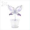 High Craftmanship Creative Sliver Plated Crystals Perfume Car