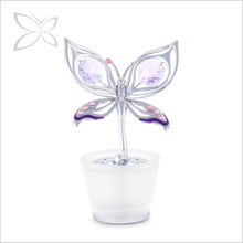 High Craftmanship Creative Sliver Plated Crystals Perfume Car