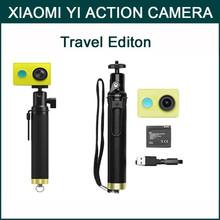 In Stock 100% Original Xiaomi Yi Action Camera Travel Edition