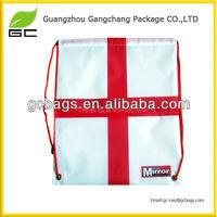 Athlete Sport Boy's Jersey 210d nylon drawstring bag