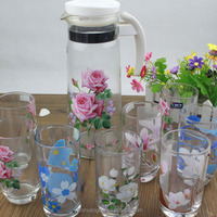 Decoration Firing Glassware/Water Glass Cup/Glass