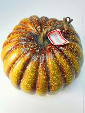Foam artifitial pumpkin for Harvest Festival decoration