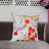 2015 cheap fall maple leaf digital print scenery new design cushion cover wholesale