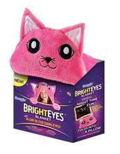 Bright Eyes Blanket by Snuggie, Pink Kitten,Yellow Dark,Orange Puppy,Blue Panda