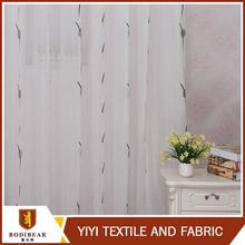 Fashion Window treatments Flower cafe curtain