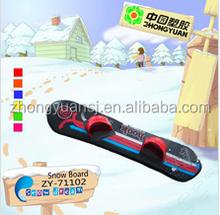 winter sport toys snowboard