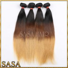 Factory price wholesale virgin hair,top grade unprocessed orange hair extension
