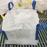 Inner liner big bags,bulk container liner bag 1000kg,flexible container bag